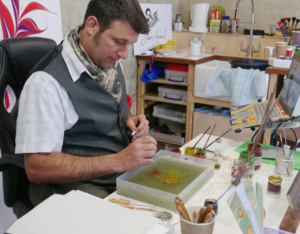 Ebru Workshop