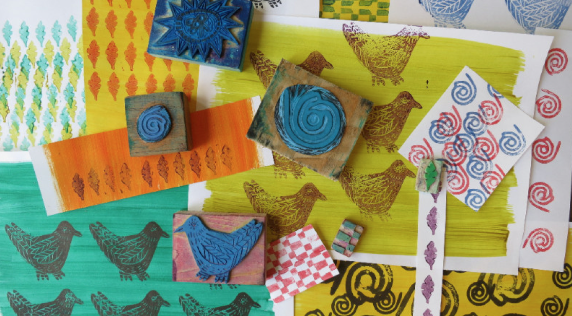 Creative Stamp Making