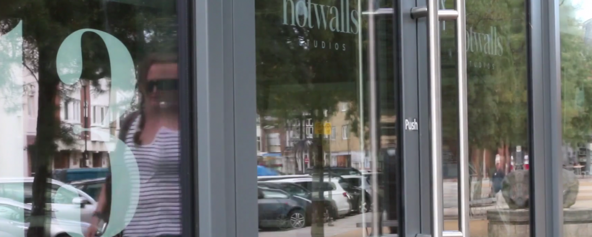 screenshot of hotwalls area film
