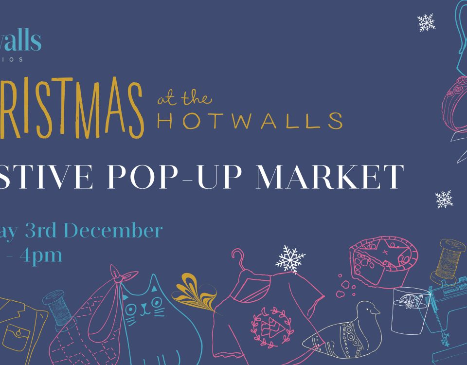 Festive Pop Up Market 2017 banner