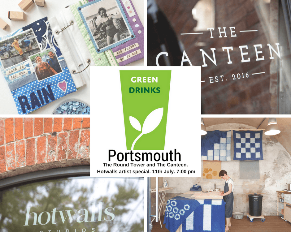 Portsmouth green drinks design