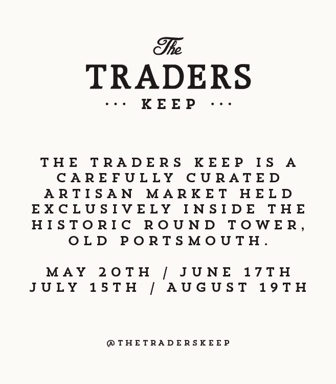 The Traders Keep Summer 2018 Flyer