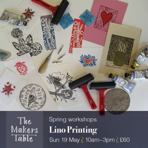Lino workshop