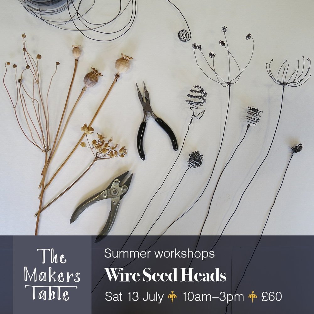 wire seed heads