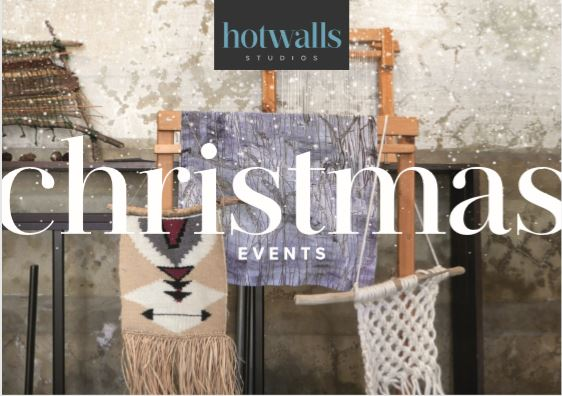 Hotwalls Christmas Events Logo