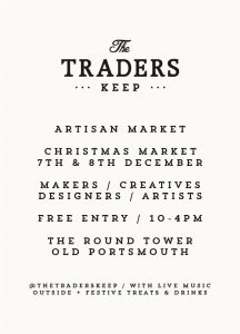 The Traders Keep XMAS FLYER 2019