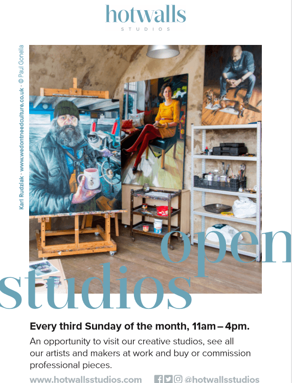 Open Studios Infomation