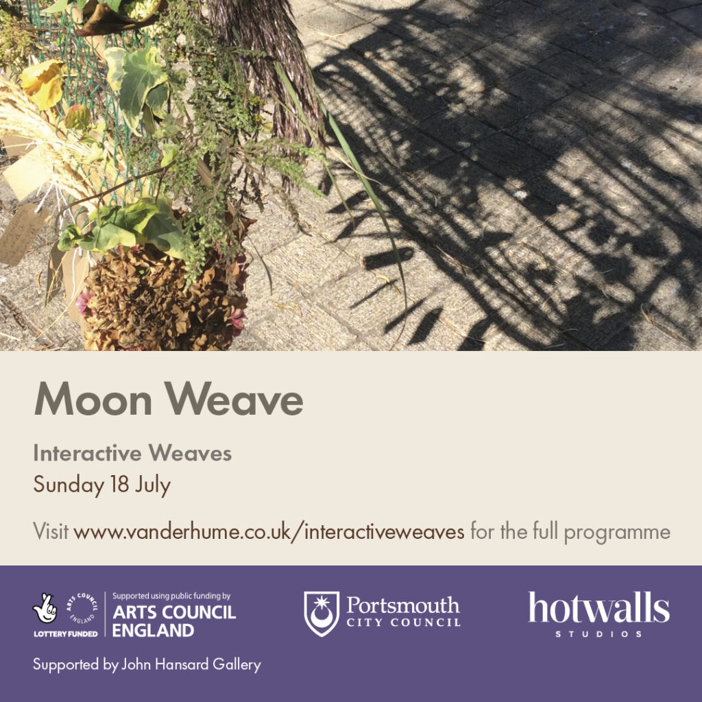 Poster for Moon Weaves